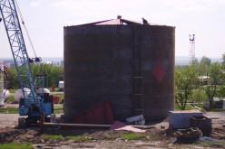Проектирование резервуаров компанией «Нефтегазмаш»
