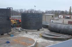 Работы по строительству и монтажу цилиндрических стальных резервуаров «под ключ»