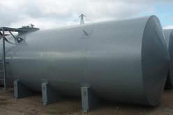 Формы и назначения стальных горизонтальных резервуаров