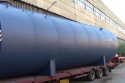 Проектирование резервуаров компанией «Нефтемашкомплект» (г. Саратов)