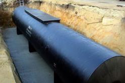 Основную долю в производстве ГК Нефтемашкомплект занимают резервуары для воды