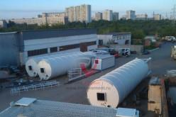 Выпуск всех видов стальных цилиндрических резервуаров заводом «Элемент»