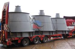 Горизонтальные и вертикальные стальные резервуары от компании МЗРО