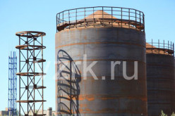 Производство цилиндрических резервуаров «ВЗРК»