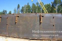 Проектирование систем автоматизации резервуаров компанией «Нефтехиммонтаж»
