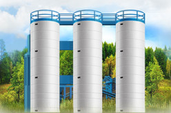 Комплексное проектирование резервуаров для битумных хранилищ от ИПК «РОТОР»