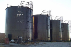 Профессиональная зачистка резервуаров от нефтешламов командой фирмы «Селен» (Йошкар-Ола)