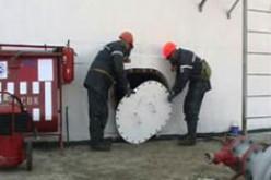 Плановые проверки состояния резервуаров для определения их эксплуатационной надежности