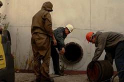 После зачистки топливных резервуаров компанией «РИЭБ» заказчик получает только чистые емкости
