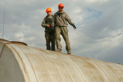 Фирма «ПромНефтеСнаб» – зачистка топливных резервуаров на объектах с повышенной опасностью