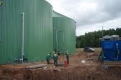 Система монтажа Lipp – максимальная прочность и герметичность стальных резервуаров