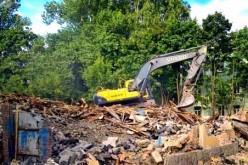Демонтаж наземных и подземных емкостей и резервуаров компанией «Альфа-Сити» (С.-Петербург)