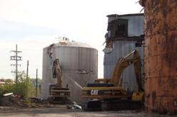 Демонтаж и утилизация наземных и подземных резервуаров компанией «Эко-Регион» (Вологда)
