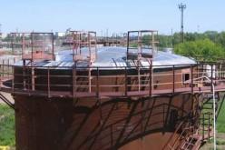 Неразрушающий контроль и диагностирование резервуаров для нефти и нефтепродуктов