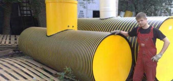 Инновационный метод изготовления и ремонта резервуаров с помощью полимерных мембран Sikaplan