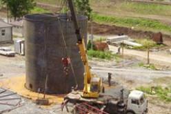 Монтаж металлоконструкций и ремонт вертикальных стальных резервуаров в России и за рубежом