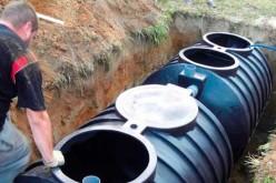 Монтаж пластиковых септиков в системах автономной канализации компанией «ПластПродукт»
