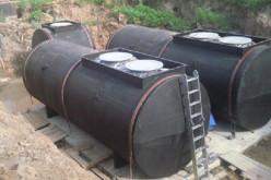 Изготовление и монтаж подземных и наземных резервуаров для нефтепродуктов