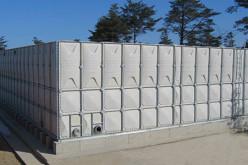 Комплекс услуг по монтажу сборных резервуаров и комплектации их необходимым оборудованием