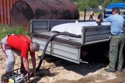 Выгодный и быстрый ремонт резервуара – установка мягкого композитного вкладыша