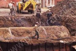 Компания «Промтранзит» (Москва) – работы по демонтажу наземных и подземных резервуаров