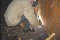 Компания «ГЕОЦЕНТРСПАС» (г. Волгоград) – ремонт стальных вертикальных резервуаров