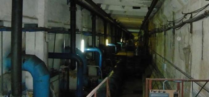 Индивидуальный проект по ремонту оборудования и резервуаров для питьевой воды