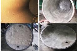 Индивидуальный технологический процесс футеровки резервуаров от Инженерного центра «Грант»