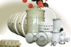 Технология футеровки резервуарного оборудования листовыми пластиковыми материалами