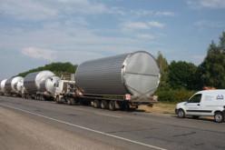 Предоставление спецтранспорта и автомобилей прикрытия при перевозке негабаритных грузов