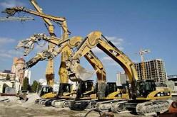 Строительство и демонтаж каркасных металлических и железобетонных конструкций