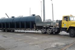 Компания «ПластПродукт» доставит произведенную емкость непосредственно до получателя груза