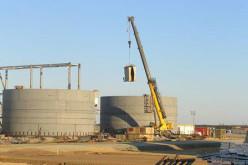Производство, монтаж и реконструкция стальных резервуаров и резервуарных парков