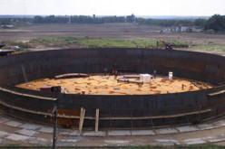 Строительно-монтажные работы по возведению вертикальных резервуаров, их ремонт и реконструкция