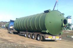 Организация всех этапов транспортировки негабаритных грузов и контроль за движением