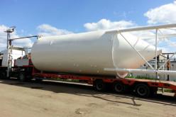 Транспортировка негабаритных грузов автомобильным транспортом компании «Логистик Премиум»