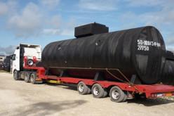 Безопасные и отлаженные схемы перевозки резервуаров от компании ГК «Эверест» (Москва)