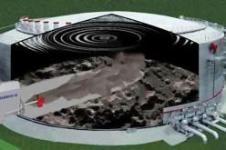 Устройство «Тайфун» для размывания осадков и удаления шлама в резервуарах