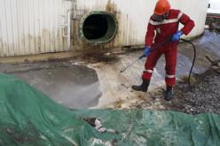 Комплекс работ по зачистке резервуаров из-под топлива и нефтепродуктов от компании «Легион»