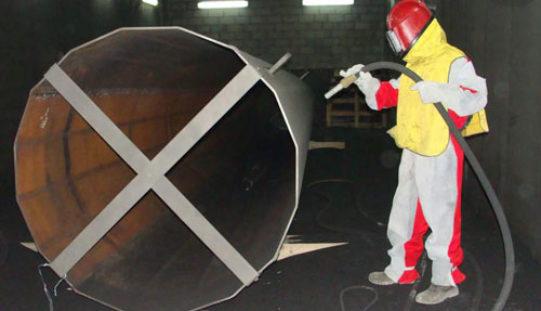 Комплекс работ по антикоррозийной обработке резервуаров от компании ООО «Легион» (Новосибирск)