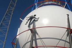 Использование надежных покрытий известных фирм для антикоррозийной защиты резервуаров