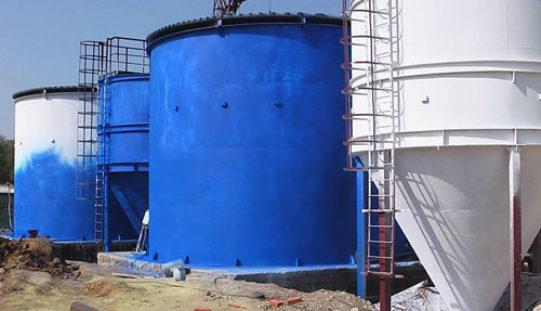Применение жидкой сверхтонкой теплоизоляции Корунд для защиты резервуаров от коррозии