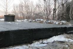 Защитные водонепроницаемые материалы КTтрон для гидроизоляции резервуаров