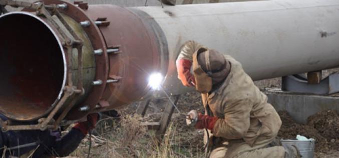 Применение резервуаров опресненной воды на острове Русский
