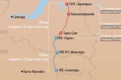 Особенности монтажа резервуаров нефтепровода «Заполярье – Пурпе» во время полярного лета