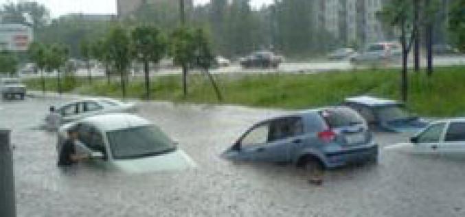 В Ижевске резервуары для дождевой воды помогут бороться с затоплениями