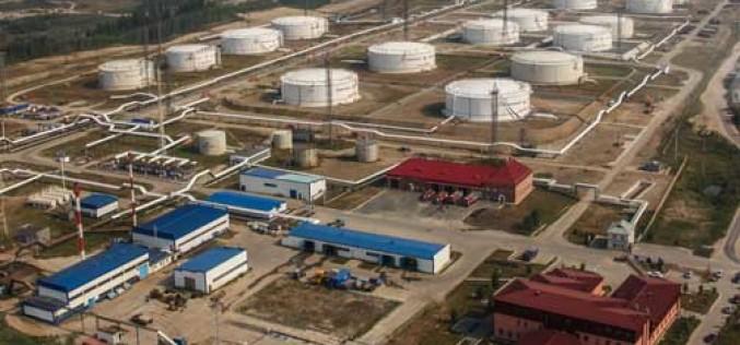 Подключение десяти новых резервуаров к нефтетранспортной системе Сибнефтепровод