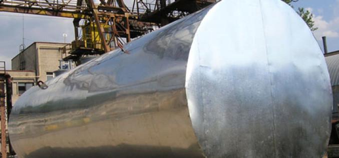 ЗАО «ТК 122 ЭМЗ» поставило в поселок Янино-2 четыре подземных резервуара для хранения воды