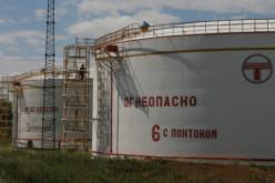 Ввод в эксплуатацию новых резервуаров на объектах ОАО «АК «Транснефтепродукт»