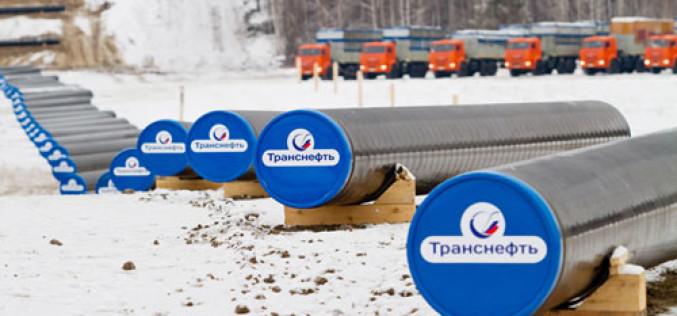 Пополнение резервуарного парка на нефтепроводе «Куюмба-Тайшет»